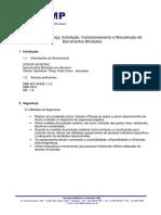 Manual de instalação DBC   Novemp BW