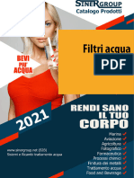 Filtri acqua Everpure catalogo