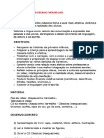 049.PROJETO -Chapeuzinho Vermelho_educação infantil