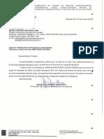 Ofício do MPPA - caso de nepotismo em Mojuí (PA)
