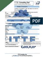 Bulletin d'inscription Fiscalité de paie Décembre 2018