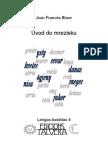 Joan Francés BLANC. Úvod do mrezisku