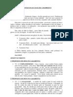 PROPÓSITOS DE DEUS NO CASAMENTO