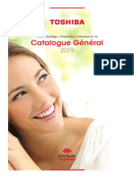 Catalogue Toshiba