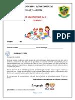 Guía. A. No. 2  G. 4° 2021. Revisada por Migue