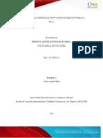 ORGANIZACIONES, GERENCIA E INNOVACION EN GESTION PÚBLICA 4