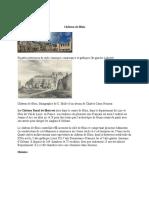 Castelul Blois