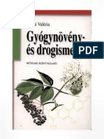Banai Valeria - Gyogynoveny Es Drogismeret