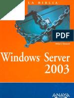 Biblia Server 2003