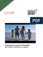 Familias Tema 1 Mi violencia violenta a la familia
