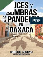 Luces y Sombras de la Pandemia en Oaxaca