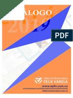 Catalogo EPFV