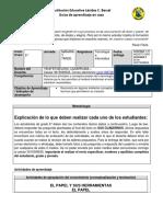 CLASROOM Yenifer_Beleño_Técnlogía e informática_6-1_Mañana