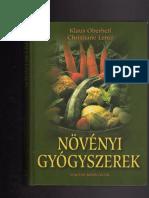 Klaus Oberbeil, Christiane Lentz - Növényi Gyógyszerek
