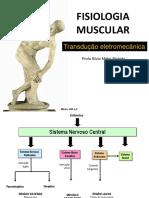 Fisiologia Muscular Unesp