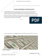 Sistema Capitalista_ a Origem e as Fases Do Capitalismo!
