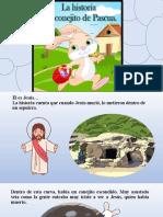 Cuento El Conejito de Pascua