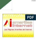 Presentacion Director Amarillas Internet