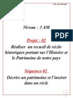 Fiches 3AM P2S2Derkaoui Amine Première Partie1