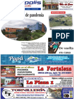 Cosmópolis Julio 2020
