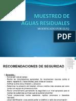 CLASE 15. MUESTREO DE AGUAS RESIDUALES MODIFICADO