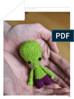 crochet 10 alien idioma inglés