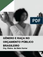 Genero e Raca No Orcamento Publico Brasileiro - Org. Elaine de Melo Xavier