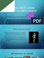 LA MUERTE COMO PROCESO BIOLOGICO (1)