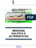Medicina Holística e Alternativa (Holistic and Alternative Medicine)