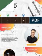 GPS - do braço do Violão e da Guitarra