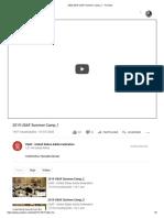 (262) 2019 USAF Summer Camp_1 - YouTube
