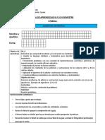 Guía 10 de Matemática 2° Básico