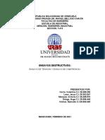Registro de Calidad - Ensayos Destructivos (GRUPAL TODOS) T413