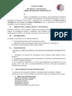 CONVOCATORIA FERIA DE CIENCIA Y TECNOLOGIA ITBM 2021