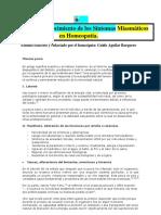 Tabla 4 de Reconocimiento de Los Síntomas Miasmáticos en Homeopatía