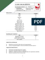 Reacciones óxido-reducción (REDOX)