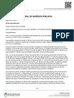 Dispo 48-2021 AFIP-Procedimiento de La SS- Funciones de La Dirección General de Los Recursos de La SS