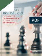 El CIO rol