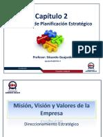 02-Capítulo 2_El Proceso de Planificación Estratégica