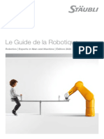 Guide de La Robotique - Staubli-Robotics 2020