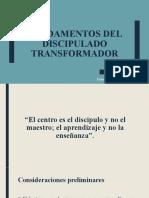 Fundamentos del Discipulado Transformador