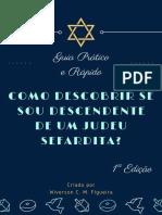 Como descobrir se sou descendente de um judeu sefardita_ 1 Edição