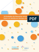 Latin American COVID-19 Children's Activities