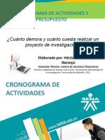 PRESENTACIÓN CRONOGRAMA Y PRESUPUESTO.pptx (1)