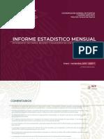 Informe Estadístico Mensual 2020.11