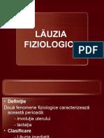 LÄUZIA FIZIOLOGICA