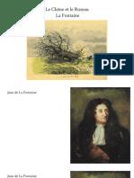 le Chêne et le Roseau - Présentation et analyse - FR