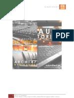 CS Audi - Case Study DRAFT