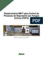 01 Respirometría BM-T para control PDFA