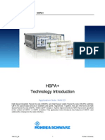 HSPA+ Technology Introduction - 1MA121_0E